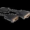 ROLINE 11.04.5595 :: ROLINE DVI кабел, DVI M-M, dual link 10.0 м