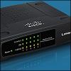Linksys EZXS55W :: 5-портов 10/100 комутатор