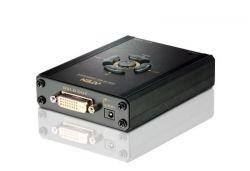 ATEN VC160 :: VGA >> DVI конвертор, 1600x1200@60Hz