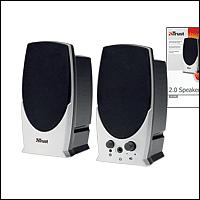 Trust 14931 :: Колони 2.0 Speaker Set, SP-2200