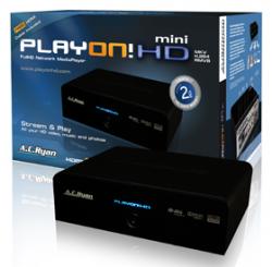 A.C. Ryan Playon!HD mini ACR-PV73200 :: Мултимедиен мрежов HD плейър