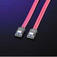 ROLINE 11.03.1559 :: ROLINE SATA кабел с щипки, 1.0 м