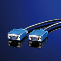 VALUE 11.99.5212 :: VGA кабел 3S+7, HD15 M - HD15 M, 2.0 м