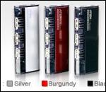 ATEN UH284 :: 4 Port USB 2.0 Magnetic концентратор (black, Silver, Red)