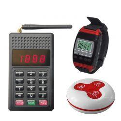 Y-P801 :: Безжична клавиатура за система за повикване Table Tracker, с възможност за обратна връзка до клиента