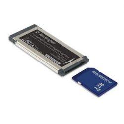 Kensington 33407 :: Четец за карти, 7-in-1, за ExpressCard® слот