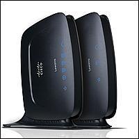 Linksys PLTK300 :: Комплект Powerline устройства, 85 Mbps