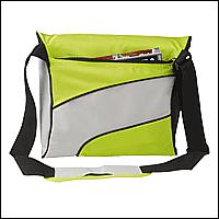 "Trust 15851 :: Чанта за лаптоп, 15.4"", Street Style, зелено-сива"