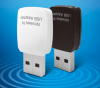 Compro VideoMate WL-160 :: Wireless-N безжичен мрежов адаптер, 300 Mbps, бял цвят