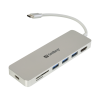 SANDBERG SNB-136-11 :: Докинг станция USB Type-C към HDMI+SD+USB+USB-C
