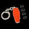 LINDY 40459 :: Система за заключване на USB Type-C портове, 1 ключ, 4 порт блокера