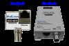 ENCONN EOC Mini-Wire :: 10/100 Mbps Ethernet Over Coax екстендър, 300 м max, RG59+RG6