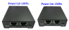 ENCONN PowerCat130T/R :: PoE + Ethernet екстендър, 10/100 Mbps, 300 м max, Cat. 5e/6