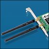 Linksys WMP110 :: Безжичен мрежов адаптер, PCI, RangePlus, 802.11g