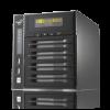 Thecus N4200PRO :: Бизнес NAS устройство за 4 диска, Intel ATOM CPU, DD3