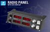Saitek PZ69 :: Контролер Pro Flight Radio Panel